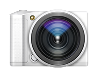 android - camera icon