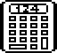 apple lisa - calculator icon