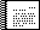 apple lisa - bin icon