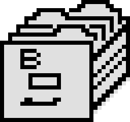 atari TOS - drawer icon