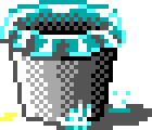 geoworks ensemble 2 - bin icon