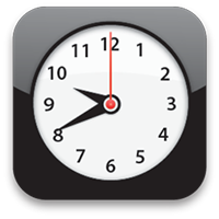 ios - clock icon