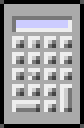 macintosh system 7 - calculator icon