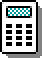 os/2 - calculator icon