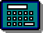 windows 3 - calculator icon