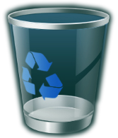 windows vista - bin icon